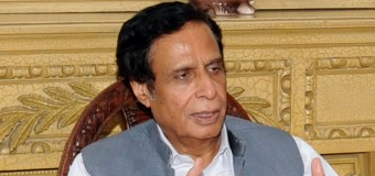 Nawaz Sharif trying in vain to incite people against judiciary and army: Ch Parvez Elahi