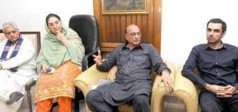 Seemal Kamran leveling allegations for acquiring citizenship of USA & UK: Basharat Raja