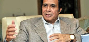 Army Chief Qamar Javed Bajwa has important role in elimination of Pakistan isolation at international level: Ch Parvez Elahi