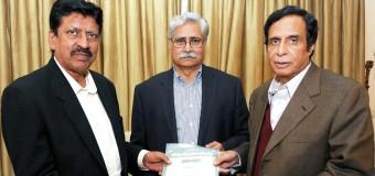 اقبال حسین لکھویرا پاکستان مسلم لیگ پنجاب کے ڈپٹی سیکرٹری اطلاعات مقرر