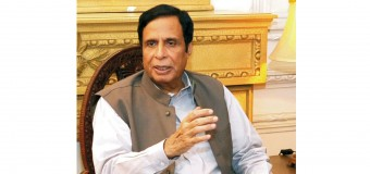 Moonis Elahi name not in Panama Leaks govt trying in vain to create confusion: Ch Parvez Elahi