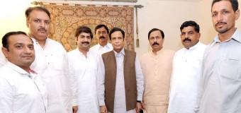 Ch Parvez Elahi appoints Ch Muhammad Saghir Asif as PML Toba Tek Singh President
