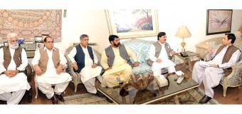 پاکستان مسلم لیگ کو ڈاکٹر طاہرالقادری کی جانب سے 17جون کے دھرنے میں شرکت کی دعوت