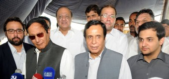 For transparent election rulers should not be allowed to constitute Election Commission of their choice: Ch Shujat Hussain, Parvez Elahi