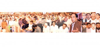 Rulers have cheated people of all sectors including poor and farmers: Ch Parvez Elahi