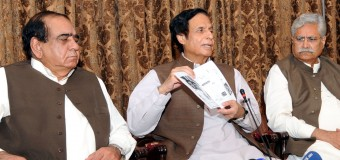 Orange Line: Court verdict has proved our stand, Shehbaz Sharif should compensate for national loss caused through illegal constructions: Ch Parvez Elahi
