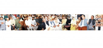 PML will play active role in prevailing circumstances: Ch Shujat Hussain/Parvez Elahi