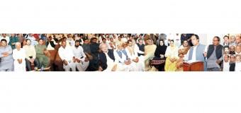 پاکستان مسلم لیگ موجودہ حالات میں بھرپور کردار ادا کرے گی: چودھری شجاعت حسین، پرویزالٰہی