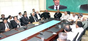 پاکستان مسلم لیگ لائیرز ونگ سپیکر قومی اسمبلی کیخلاف ریفرنس تیار کرے گا