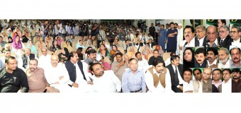 پاکستان مسلم لیگ پنجاب کے انتخابات، چودھری پرویزالٰہی صدر منتخب