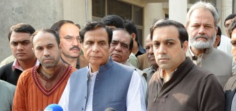 No country will now come to rescue corrupt rulers: Ch Parvez Elahi