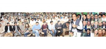 Rulers turning topsy turvy, 24th amendment is for save the rulers not for people: Ch Parvez Elahi