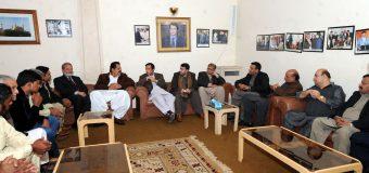 پی ٹی آئی پنجاب کے سابق عہدیدار اور امیدوار قومی اسمبلی ڈاکٹر زین بھٹی پاکستان مسلم لیگ میں شامل