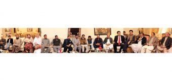 چودھری شجاعت حسین نے اجمل خان وزیر کو خیبرپختونخواہ اور فاٹا کا چیف آرگنائزر مقرر کر دیا