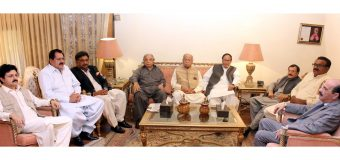 Muslim League will play its full role in the general elections: Ch Shujat Hussain