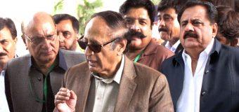 پوری قوم اور سیاسی جماعتیں سپریم کورٹ کے خلاف کوئی قدم برداشت نہیں کریں گی: چودھری شجاعت حسین