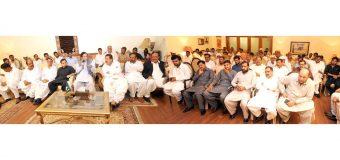 تمام مسلم لیگیوں کو پاکستان مسلم لیگ کے پلیٹ فارم پر جمع ہونے کی دعوت دیتے ہیں: چودھری شجاعت حسین، پرویزالٰہی