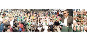 میرا مشن تمام جماعتوں میں موجود تمام مسلم لیگیوں کو اکٹھا کرنا ہے: چودھری شجاعت حسین