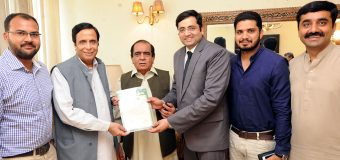 Ch Parvez Elahi appoints Rana Asad Munir as PML Lahore Vice-President