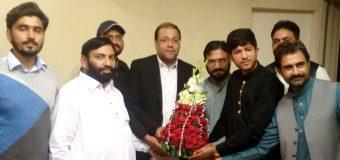 پاکستان مسلم لیگ مزدوروں کی اصل خیرخواہ، موجودہ حکمرانوں نے جینا مشکل کر دیا: چودھری شافع حسین
