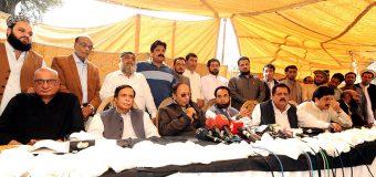 محبوب اللہ جان سابق ایم این اے پاکستان مسلم لیگ میں شامل، صدر خیبرپختونخواہ نامزد