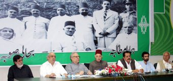 Nawab Salahuddin Abbasi gives deadline for restoration of Bahawalpur province