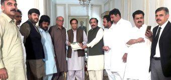 ملک شکیل سکندر کو عامر سلطان چیمہ کی جگہ پاکستان مسلم لیگ سرگودھا کا صدر مقرر کر دیا گیا