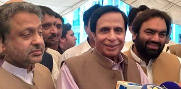 Insha-Allah will run the House nicely so that people forget previous bad things: Ch Parvez Elahi