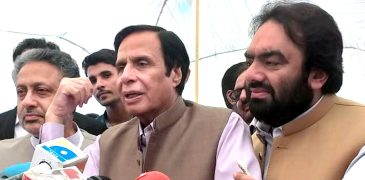 There is no ambiguity, we and Imran Khan are together for 5 years, have staged sit-ins and contested election together: Ch Parvez Elahi