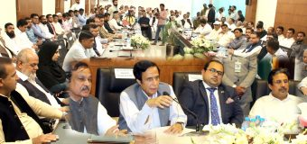 All projects of our tenure including Gujrat- Lahore Motorway, foreign universities will be completed Insha-Allah: Ch Parvez Elahi