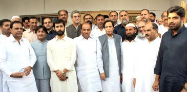 Former rulers denied people their fundamental rights, now country is treading on path of progress: Ch Parvez Elahi