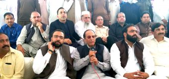 Any conspiracy for changing the government will be fully resisted: Ch Shujat Hussain