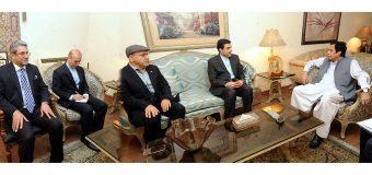 سپیکر پنجاب اسمبلی چودھری پرویزالٰہی سے ایرانی قونصل جنرل علی رضا ناظری کی ملاقات