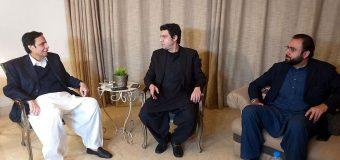 سپیکر پنجاب اسمبلی چودھری پرویزالٰہی اور سالک حسین ایم این اے سے وفاقی وزیر برائے آبی ذرائع فیصل واوڈا کی ملاقات  parvezelahi.com