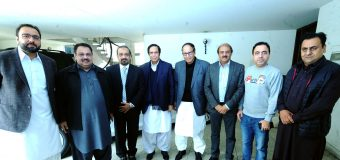 Together with Chief Minister Punjab will ensure Phase-II of Journalists Colony: Ch Parvez Elahi