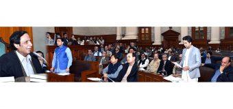 We undertook such works in Punjab which were never undertaken, did no victimization: Speaker Ch Parvez Elahi