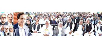 I am grieved Shehbaz Sharif shut 10 thousand schools of the poor: Ch Parvez Elahi