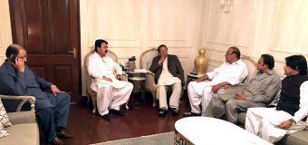 چودھری پرویزالٰہی نے عبدالسعید چودھری کو پاکستان مسلم لیگ پنجاب کا نائب صدر مقرر کر دیا