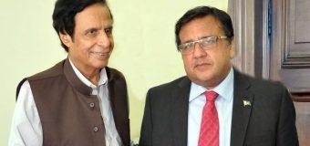 اوورسیز پاکستانیوں کو سہولیات فراہم کرنا ہماری اولین ترجیحات میں شامل ہے: چودھری پرویزالٰہی