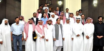 Pakistan and Saudi Arabia relations are like strong mountain which cannot be harmed by anyone: Ch Parvez Elahi