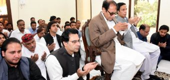 Past government dumped the country, making efforts for success of the Prime Minister: Ch Shujat Hussain