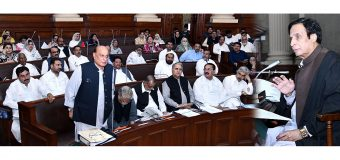 Thank PM Imran Khan and Chef Minister Usman Buzdar for their full cooperation in legislation for production orders, pay tributes: Ch Parvez Elahi