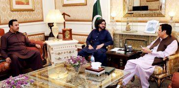 Political situation in Punjab is satisfactory: Ch Parvez Elahi