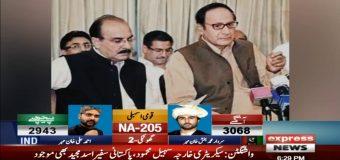 چودھری شجاعت حسین نے سینیٹر کامل علی آغا کو پاکستان مسلم لیگ پنجاب کا جنرل سیکرٹری مقرر کر دیا