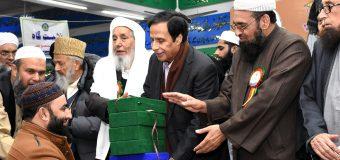 Wafaqul Madaris are safeguarding ideology of Pakistan: Ch Parvez Elahi