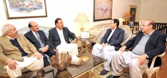 Improvement in economy very essential for progress of country and nation: Ch Parvez Elahi