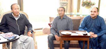 صحافیوں کے مسائل حل کرانے کیلئے کوششیں جاری رکھوں گا: چودھری شجاعت حسین