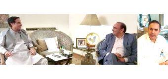 اوورسیز پاکستانی کورونا کی وجہ سے تباہ حال معیشت کو سہارا دے رہے ہیں: چودھری پرویزالٰہی