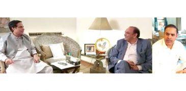 Overseas Pakistanis are supporting economy devastated by Corona: Ch Parvez Elahi