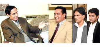 پاکستان کامثبت پہلو دنیا میں اجاگر کرنے میں اقلیتی برادری کابڑا کردار ہے: چودھری پرویزالٰہی